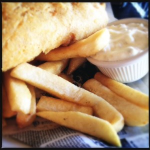 fish and chips kings head santa monica