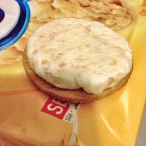 Marshmallow krispy oreo