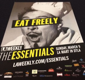 LA Weekly Essentials 2014
