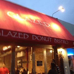 Glazed Donut Bistro