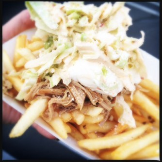 Carnitas Fries Lime Truck