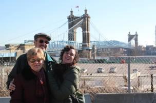 Jen, Doug & Natalie