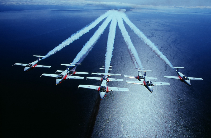 Extreme Teamwork: Solving the Coordination Problem at 400 Miles Per Hour