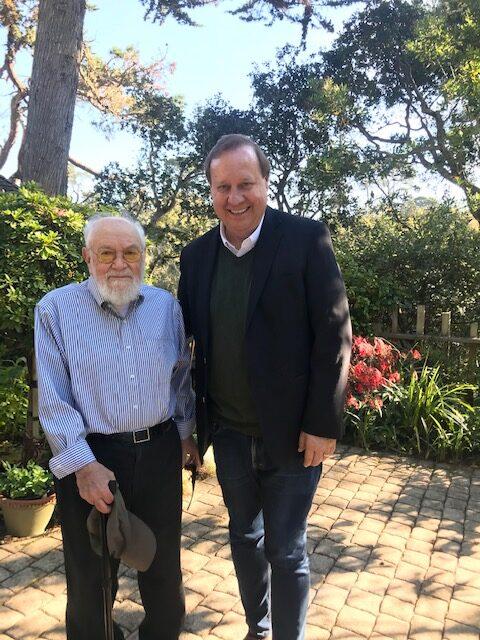 My Dinner With Peter: A Conversation With Peter Koestenbaum, PhD