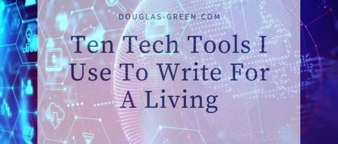 ten tech tools to write
