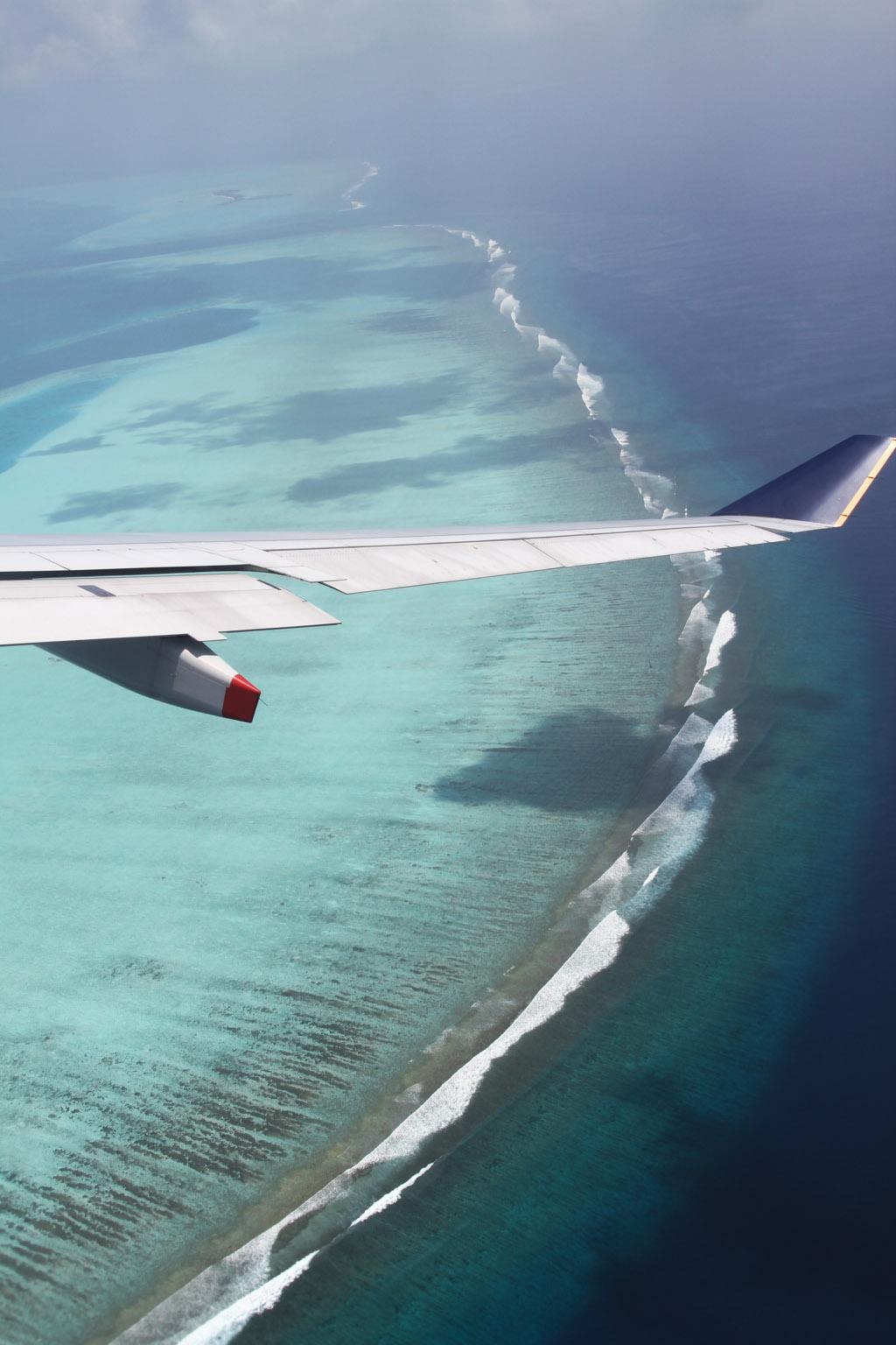 Visiting Maldives Douglas Stebila