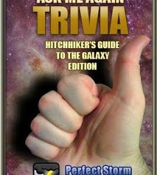 New Hitchhiker Trivia iphone app