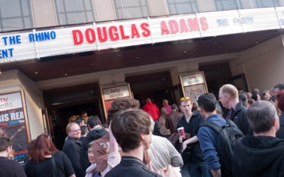 Douglas Adams Virtual 60th Party : my review