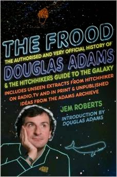 New Doulgas Adams' biography hitting the shelves 25th September