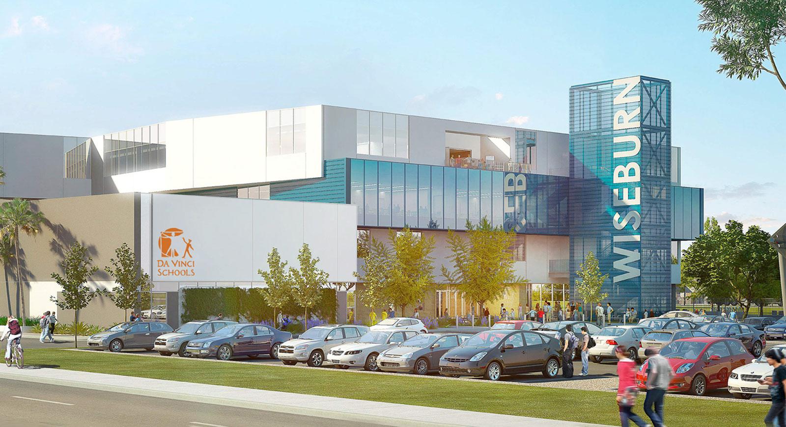 Wiseburn Unified Amp Da Vinci Schools Reimagining 21st