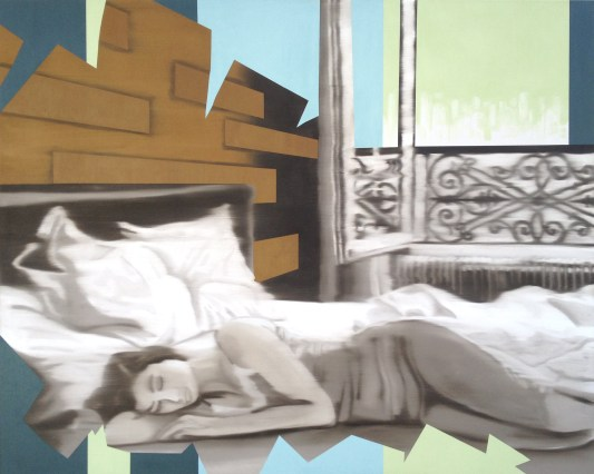Daylight, Oil on canvas, 48 x 60
