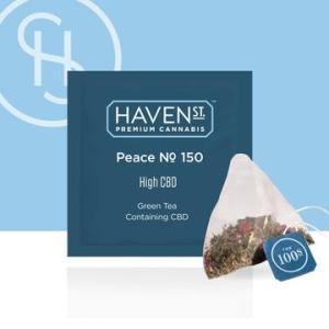 Haven St Green Tea