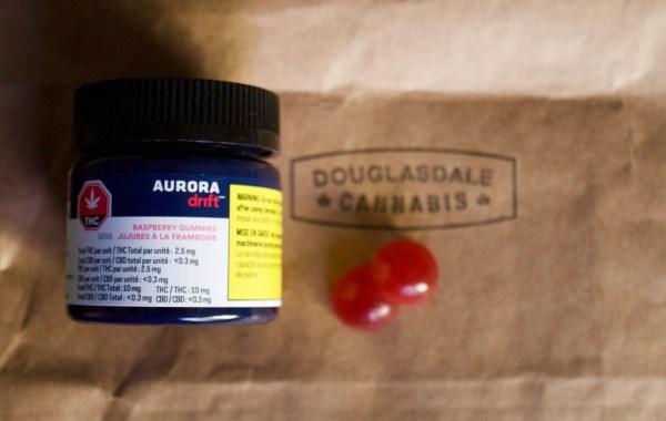 Aurora Drift Gummies