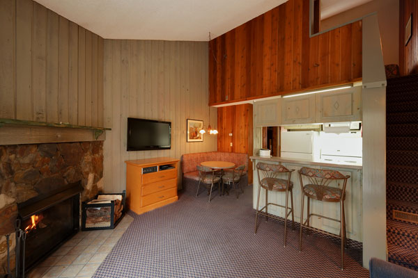 One Bedroom Loft Condo Douglas Fir Resort Amp Chalets