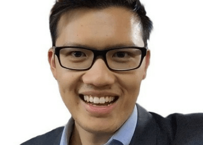 Richard Phu on The Happiness of Pursuit Podcast Episode 55