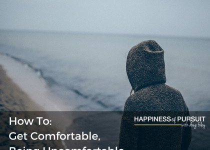 Episode #96 of The Happiness of Pursuit Podcast with JJ Flizanse