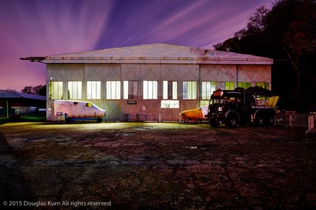 Photo of Bellman Hangar, Brooklands Museum