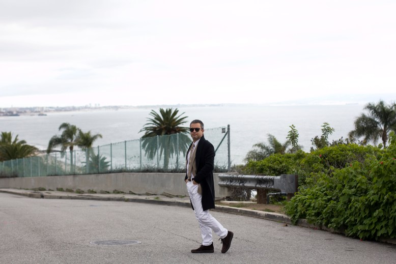 Ocean views Los Angeles bloggers outfit