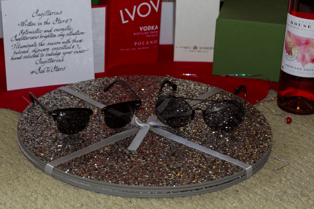 Ray Ban vs Philippe V sunglasses holiday gift guide favorites