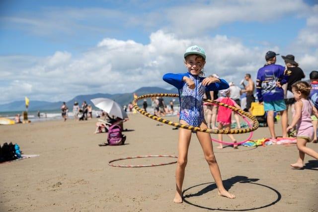 beach day at port douglas carnivale