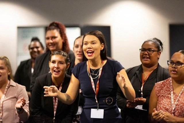 Indigenous youth leadership program