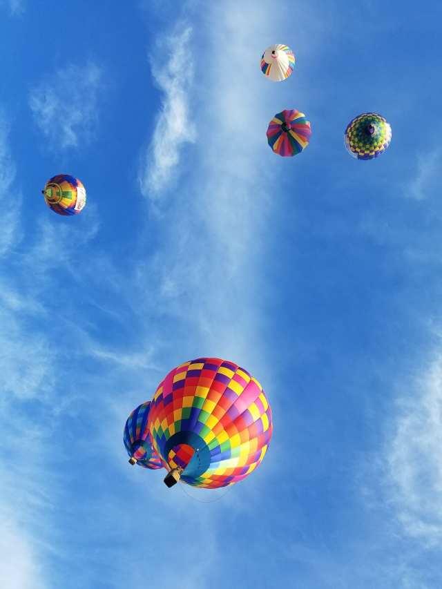 hot air ballooning in mareeba