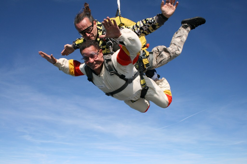 travel vouchers for skydiving exerpeices in far north queensland