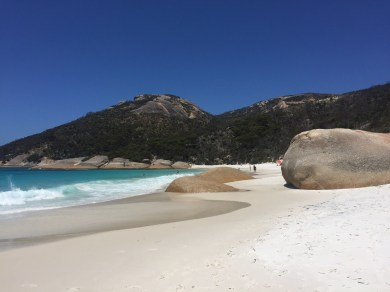 Little Beach @ Two People's Nature Reserve