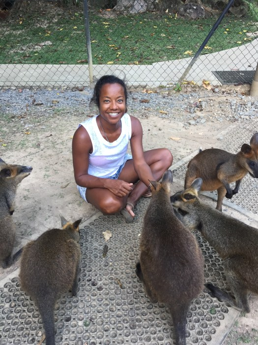 Barbie and Her Team of Wallabies