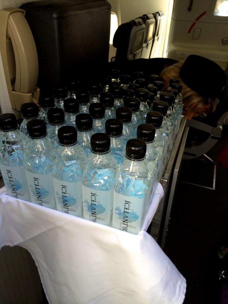 Icelandic Glacier Water