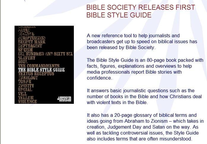 bibleguide