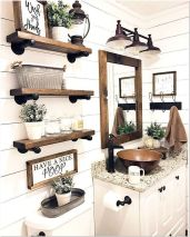 66 Small Bathroom Storage Ideas And Wall Storage Solutions 18