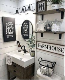66 Small Bathroom Storage Ideas And Wall Storage Solutions 21