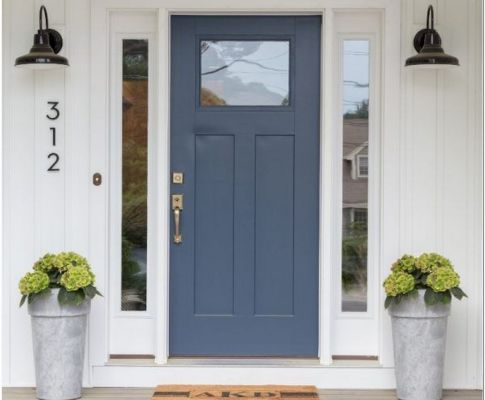 75 Front Door Ideas For Serious Kerb Appeal