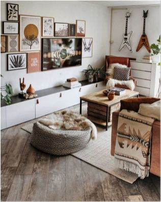 66 Simple DIY Apartment Decorating To Beautify Your Design 25