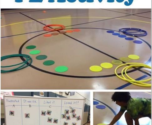 67 Catapult PE Game For Student Fitness
