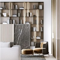 72 Marbled and Modern Interior Design in Moscow