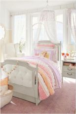 66 Lovely Pink Bedroom Design Ideas For Your Teen Girl 2