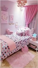 66 Lovely Pink Bedroom Design Ideas For Your Teen Girl 6