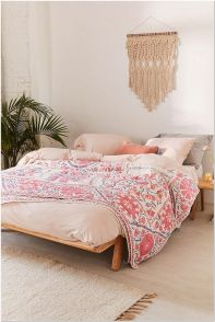67 Our Favorite Boho Bedrooms (and How To Achieve The Look) 10