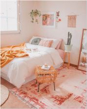 67 Our Favorite Boho Bedrooms (and How To Achieve The Look) 2