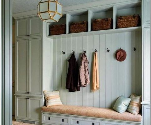 75 Smart Mudroom Bench Ideas to Enhance Your Home