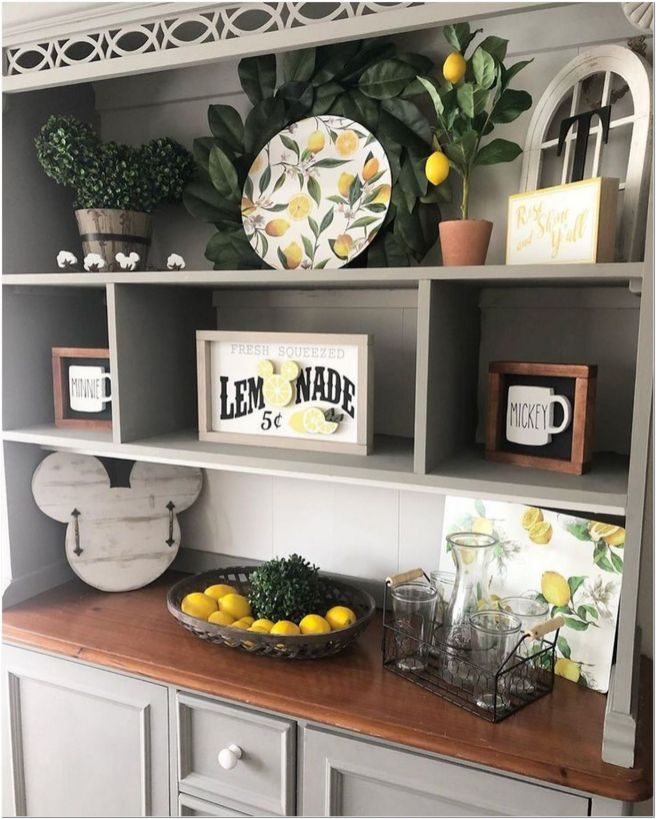 76 Easy Home Decor Ideas For Your Kitchen 4