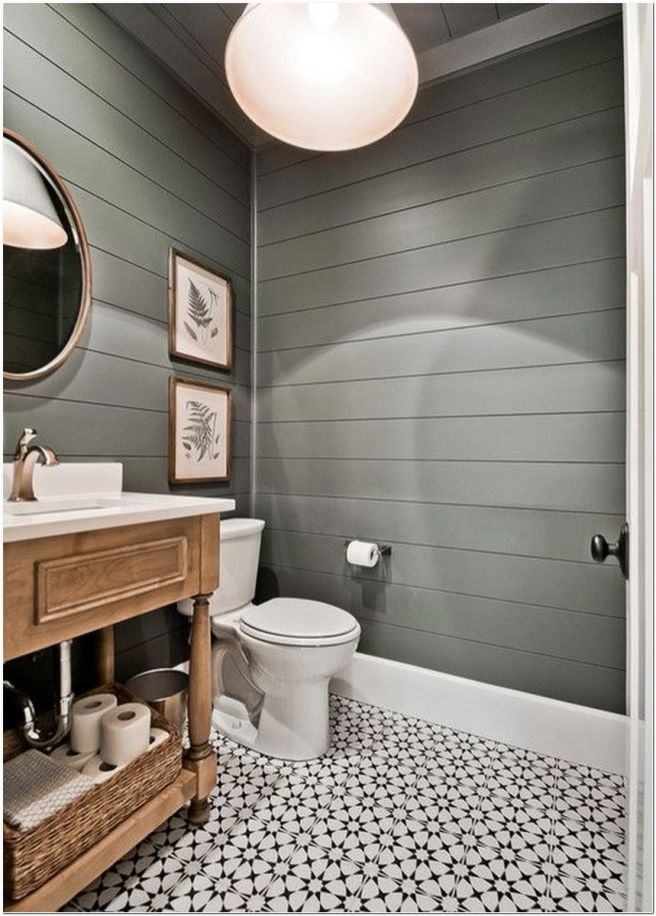 80 Some Country Bathroom Ideas For Your Home 21