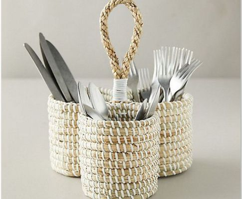 77 DIY Kitchen Utensil Holder Ideas