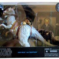 Star Wars Black Series 6-Inch Han Solo & Tauntaun