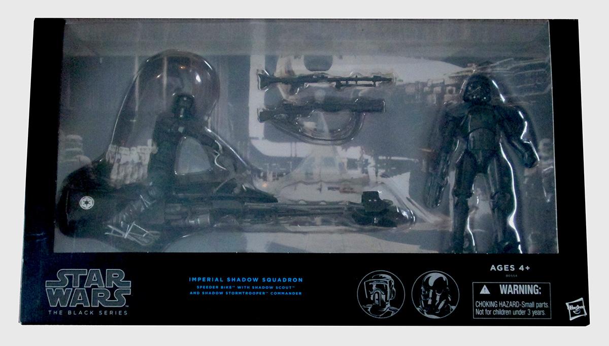 "loose Star Wars Black Series 6/"" Figure Shadow Squadron Trooper Stormtrooper"