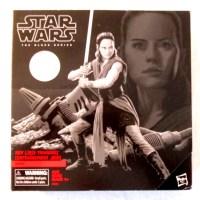 Star Wars Black Series Deluxe 6-Inch Rey (Jedi Training)