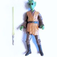 Star Wars Rodian Jedi Attack of the Clones Target 3.75 Scale Loose Action Figure