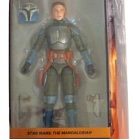 Star Wars Black Series The Mandalorian Bo-Katan Kryze 6-Inch #10